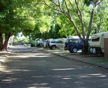 Shady sites, close to town centre. Town Caravan Park - Kununurra caravan park